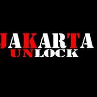 Photo taken at jakarta unlock by Aripin S. on 8/13/2014