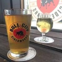 Photo taken at Bull City Ciderworks by Jen H. on 10/8/2017