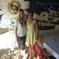 Photo taken at Elit Balık Restaurant by Ayşe K. on 8/29/2015