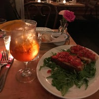 Photo taken at Forno Rosso by Matthew F. on 10/8/2017