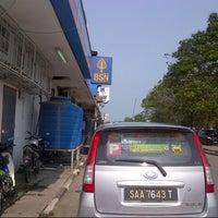 Photo taken at Bank Simpanan Nasional (BSN) by Franciska on 9/28/2012
