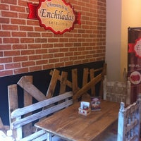 Photo taken at El Rinconcito de las Enchiladas by Jose G. on 9/18/2014