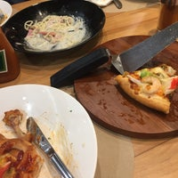 Photo taken at The Pizza Company by เกม . on 2/15/2017
