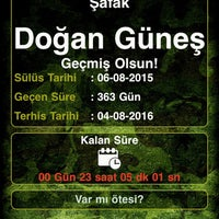 Photo taken at Tevhit Kural Kışlası by ⭕️qzhN on 8/2/2016