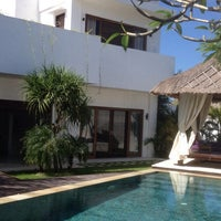 Photo taken at Villa Orchidee Paradis by Orchidee Paradis B. on 8/14/2014