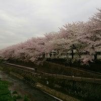 Photo taken at 山下橋 by Kojiro T. on 4/5/2016