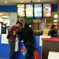 Photo taken at Domino's Pizza by Ronny M. on 5/14/2016
