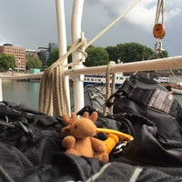 Photo taken at Båtservice Sightseeing by Rob D. on 7/13/2016