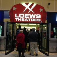 Photo taken at AMC Loews Rio Cinemas 18 by Minsoung J. on 12/30/2012