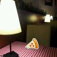 Photo taken at Gusto Ristorante&Pizza by EKATERINA U. on 11/1/2016