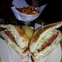Photo taken at The Cheesecake Factory by Grace C. on 1/26/2013