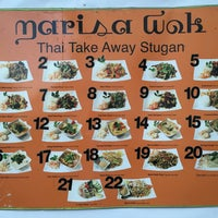 Photo taken at Thai wok stugan by Owen M. on 9/13/2016