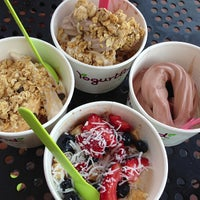 Photo taken at Yogurtland by JhyPhoenix on 6/30/2013