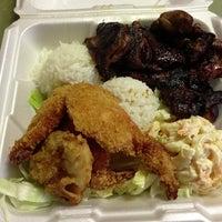 Photo taken at Ohana Hawaiian BBQ by JhyPhoenix on 1/6/2013