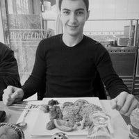 Photo taken at Üçler Restaurant by İsa B. on 11/15/2014