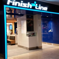 Photo taken at Finish Line by Finish Line on 9/29/2014