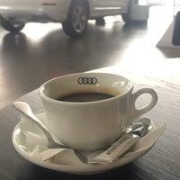 Photo taken at Audi Центр Львів by Tina B. on 7/24/2017