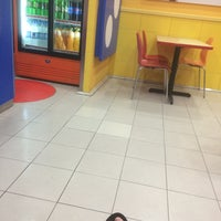 Photo taken at Domino's Pizza by Syasya M. on 2/6/2016