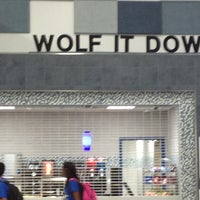 Photo taken at Plano West Cafeteria by Susan P. on 9/6/2013