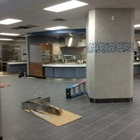 Photo taken at Plano West Cafeteria by Susan P. on 8/16/2013