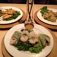 Photo taken at Silver Thai Cuisine by Susan P. on 11/22/2012