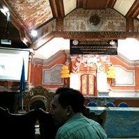 Photo taken at Fakultas Sastra by Dendy N. on 8/30/2013