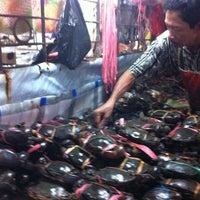 Photo taken at Pasar Klandasan by Donatello on 10/16/2012