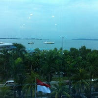 Photo taken at Departure Hall Ferry Terminal Batam Centre by Donatello on 5/30/2013