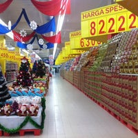 Photo taken at Carrefour by Chelsea M. on 12/19/2013