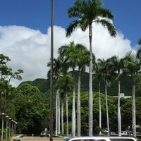 Photo taken at Saint Damien of Molokaʻi Statue by hdd_junk on 9/25/2015