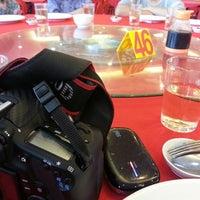 Photo taken at Restaurant Asam Batu Laut, Tg Sepat by danny z. on 6/9/2013