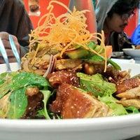 Photo taken at Taste of Thai by Arumi B. on 8/30/2014