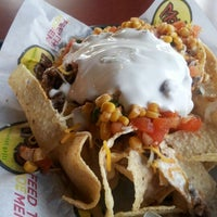 Photo taken at Moe's Southwest Grill by Eric J. on 12/29/2012
