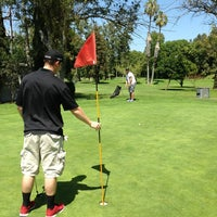 Photo taken at Arroyo Seco Golf Course by Alex R. on 7/4/2013
