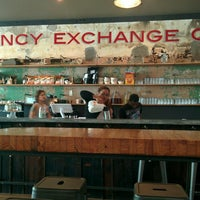 Photo taken at Currency Exchange Café by Zach F. on 6/19/2014