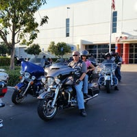 Photo prise au Orange County Harley-Davidson par Ellen R. le9/11/2014