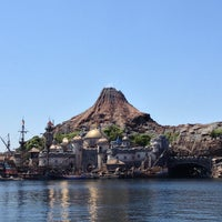 Photo taken at Tokyo DisneySea by いがため on 5/3/2013