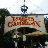 Photo prise au Pirates of the Caribbean par いがため le1/9/2015