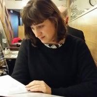 Photo taken at De la Bourse by Hildegart V. on 12/11/2014
