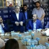 Photo taken at Ak Parti Terme İlçe Başkanlığı by M.Burak Ş. on 9/13/2016