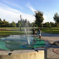 Photo taken at Sanders Neighborhood Park by Brenda S. on 7/26/2013