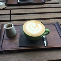 Photo taken at Coffee Map Roastery by Andreea B. on 8/18/2014