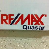 Photo taken at Remax / Quasar Imobiliária by Silvia H. on 3/6/2013
