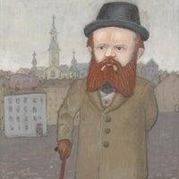 Снимок сделан в Музей Достоевского пользователем Dostoevsky Museum М. 8/16/2014