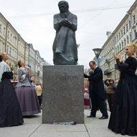 Снимок сделан в Музей Достоевского пользователем Dostoevsky Museum М. 8/17/2014