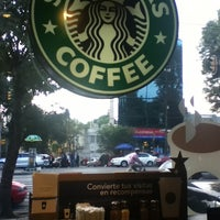 Photo taken at Starbucks by Allura Z. on 8/8/2012