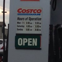 Photo taken at Costco Gasoline by Katey F. on 11/4/2013