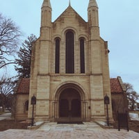 Photo taken at Shove Chapel by Gregory A. on 3/5/2016