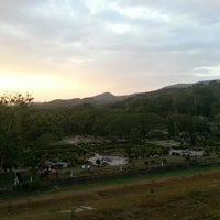 Photo taken at Vazhani Dam by Anoop S. on 2/24/2014