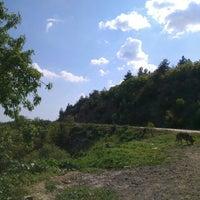 Photo taken at Uçmakdere Yolu by Mustafa Y. on 4/26/2015